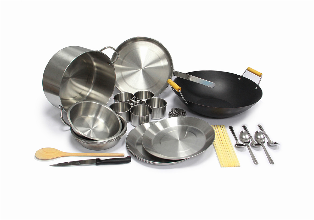 Kitchen set ifrc type b standard